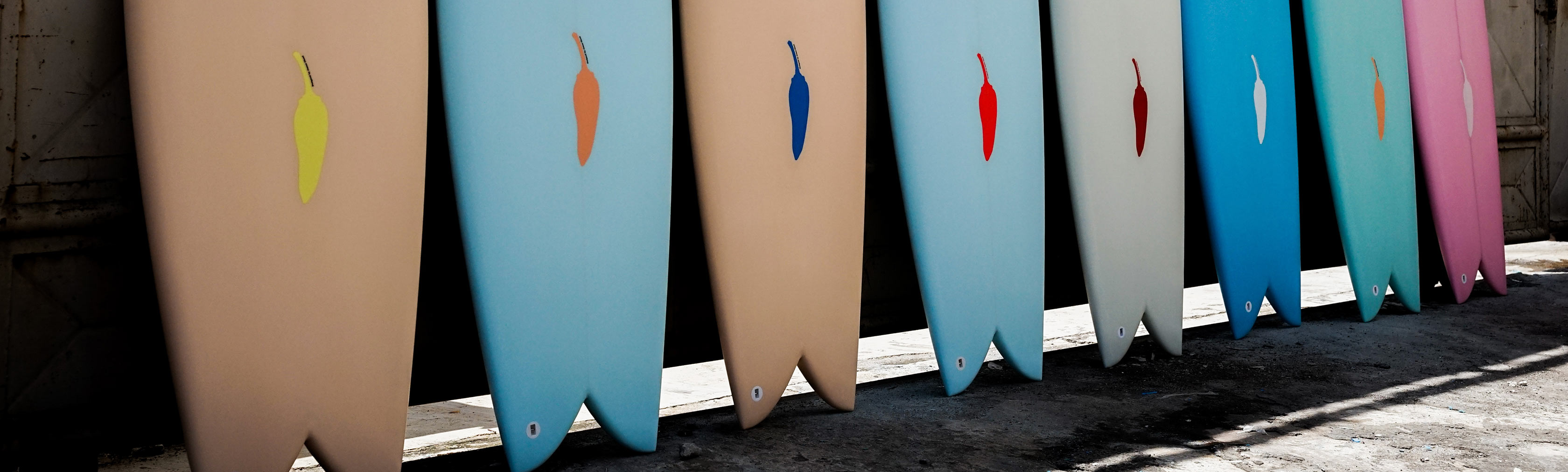 Chilli Surfboards Store